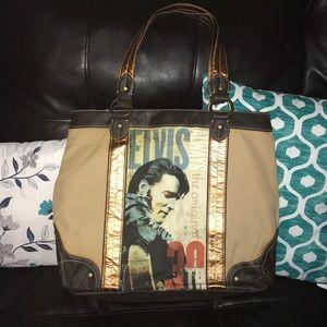 Handbags - Elvis Presley 30th edition purse